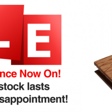 Oak Floors Online Sale