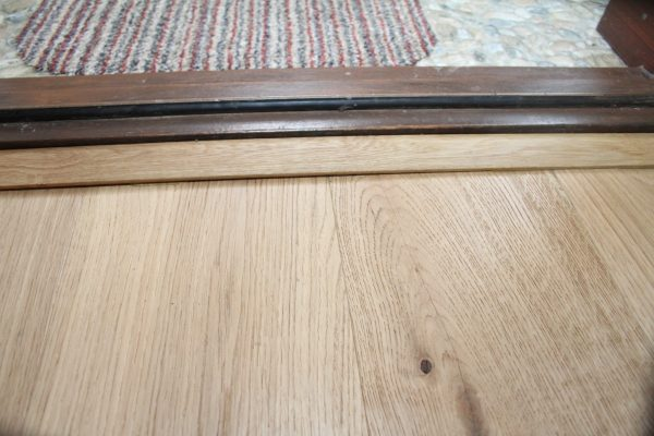 oak endprofile threshsold