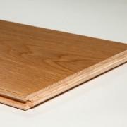 Engineered Oak Flooring Cross Section