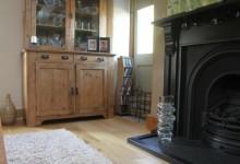 Engineered Oak Flooring Thruflow Brush Natural Oiled