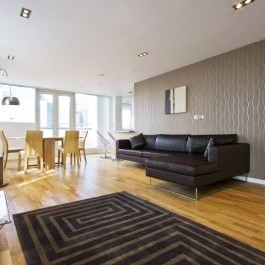 Oak Flooring for your Living Room - 18 x 150 Unfinished Solid Oak Flooring