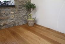 Under Floor Heating Engineered Oak Flooring Thruflow 22189TFBNNO