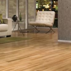 Living Room Oak Flooring