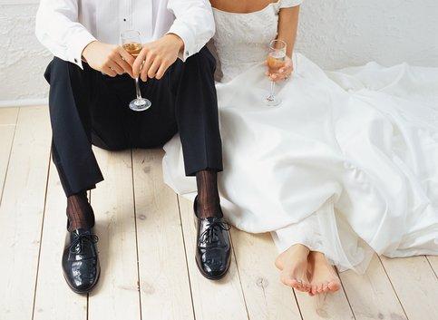Alternative Wedding Gift Oak Flooring