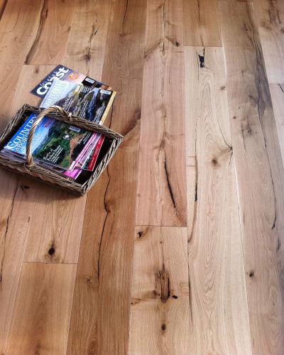 Cosmopolitan Living Oak Flooring