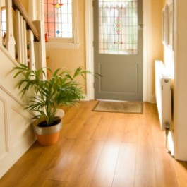 Underfloor Heating Oak Flooring