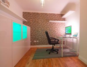 Oak Flooring For Your Office Minimal