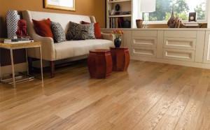 Wood Flooring - Natural Oak Flooring