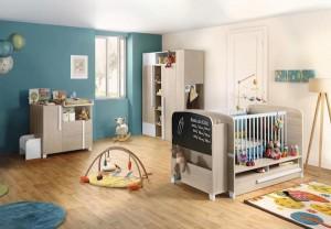 Nursery Floor Lacquered Finish