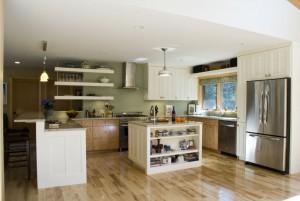 Smaller Homes Oak Flooring Finishes