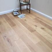 Natura Brushed & Natural Oiled Engineered Oak Floorins