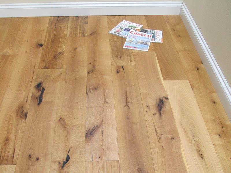 15 4 X189 Celtic Character Rustic Oak Flooring Free Sample
