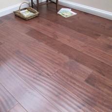 Dark Hand Scraped Vintage Engineered Oak Flooring