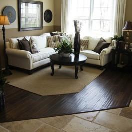 15 x 189 Hand Scraped Vintage Engineered Oak Flooring