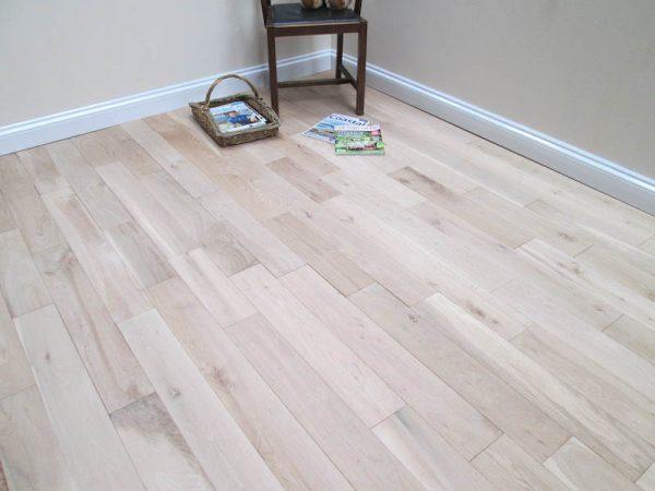 Unfinished Solid Oak Flooring