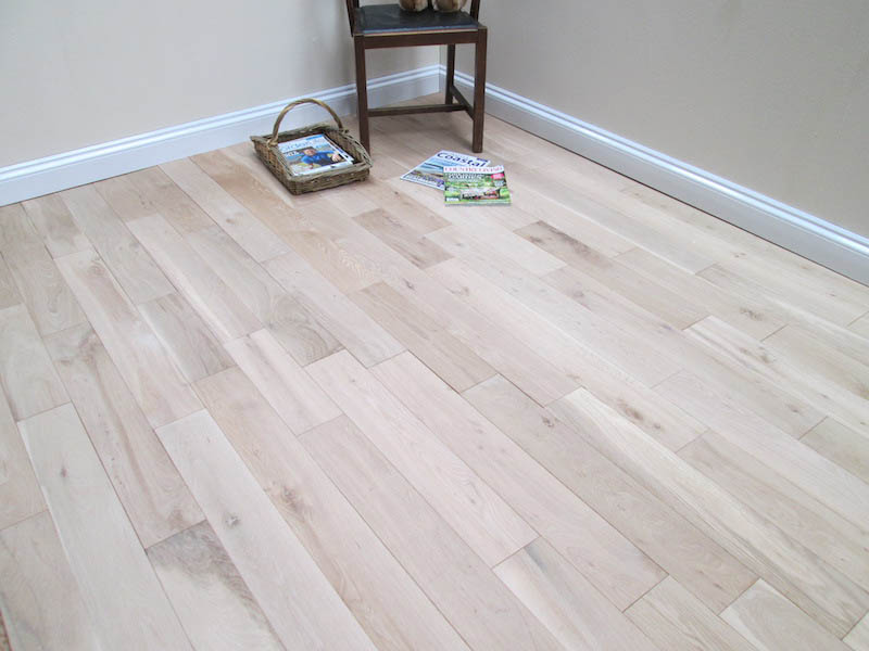 Unfinished Solid Wood Flooring Home Flooring Ideas