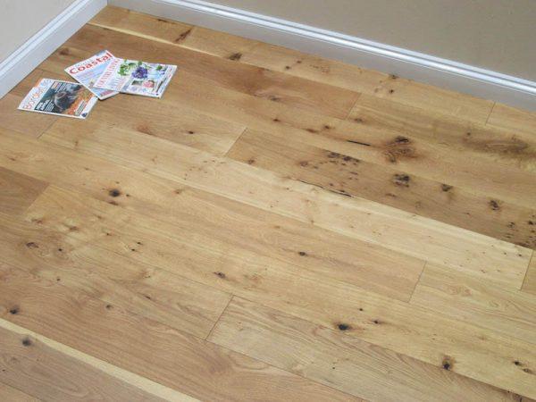 Natural Celtic Character Rustic Engineered Oak Flooring
