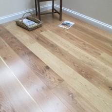 Lacquered Engineered Oak Flooring