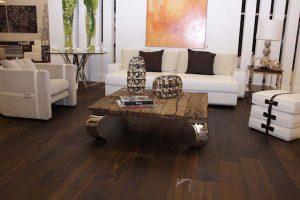 Dark Oak Floor Finishes For Your Living Room