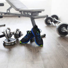 Flooring For Your Home Gym Dos And Don'ts