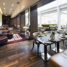 Restaurant Oak Flooring The Way To Go
