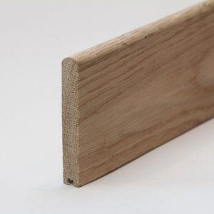 Oak Stair Nosing – Bullnose Profile