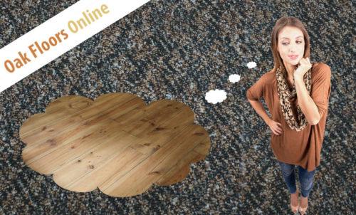 Easter 2017 Resurrect Hardwood Flooring Under Carpet