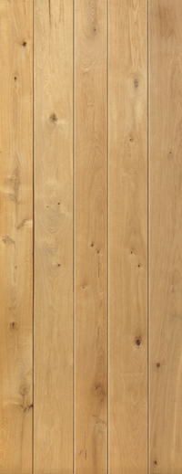 Rustic Oak Ledged Door & Rustic Oak Ledged Door - Oak Floors Online