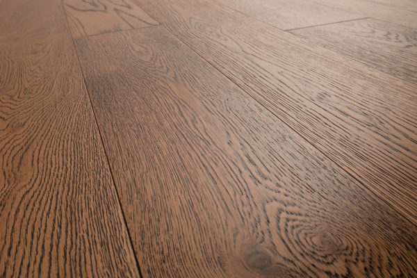 15x189 Double Brushed Dark Oiled Oak