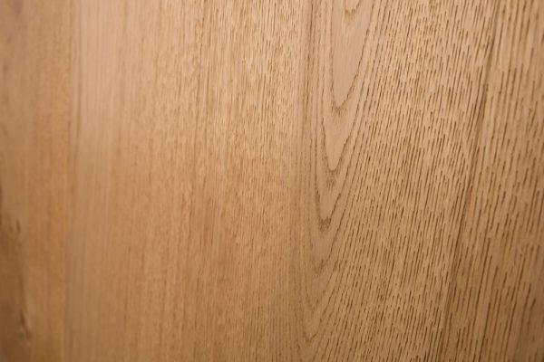 Brushed & Natural Oiled grain detail
