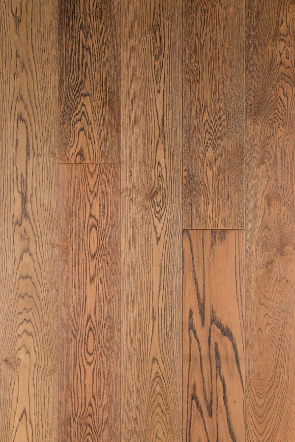 Double brushed dark oiled oak 4