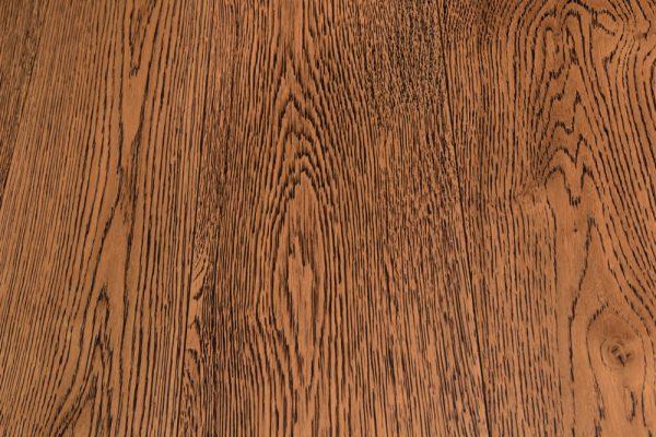 Double brushed dark oiled oak 2