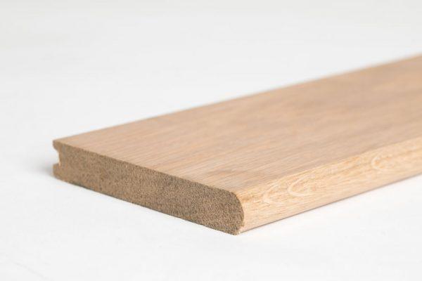 oak rounded profile