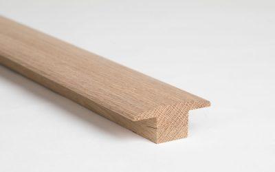 Solid Oak Door Threshold – Wood to Wood Profile
