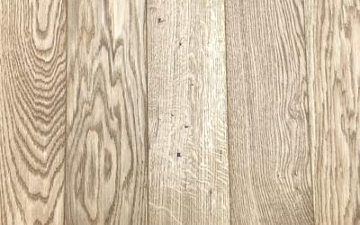 Freshwater West – 20 x 140 Brushed & Golden Oiled Solid Oak Flooring – Sir Benfro Range