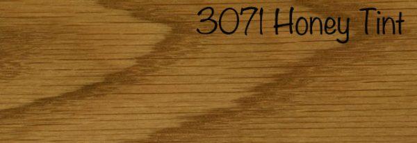 Oak floor tint honey