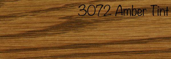 Oak floor tint amber