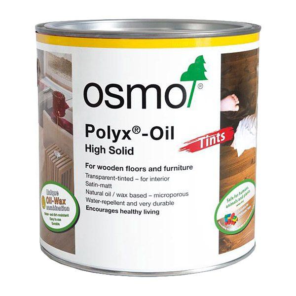 Osmo Polyx oak floor tint