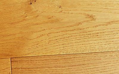 Living with my oak floor